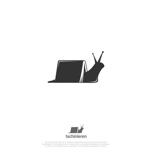 Gestalte ein starkes Logo für eine Zeitschrift für Entschleunigung