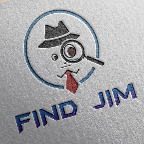 Find Jim ICON