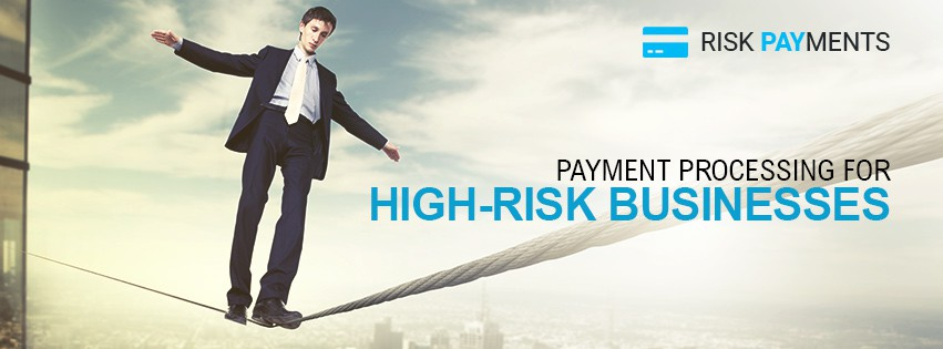 Facebook cover for RISK Payments