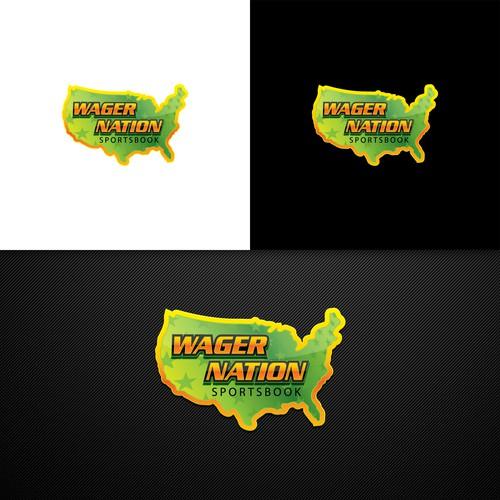 Wager Nation logo