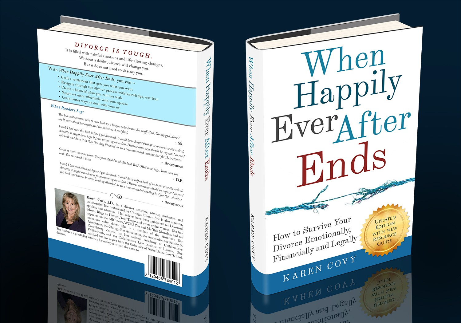 When Happily Ever After Ends: How to Survive Your Divorce Emotionally, Financially and Legally