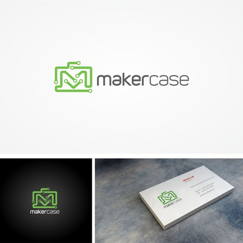 Logo for MakerCase
