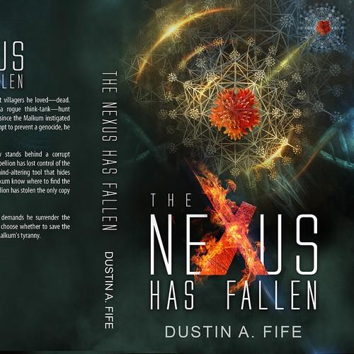 Book cover Sci FI
