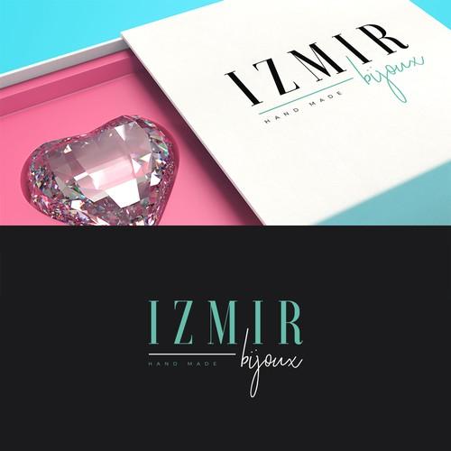 Logo Design Izmir Bijoux