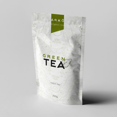 ARKO - green tea