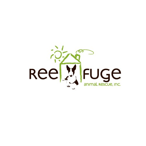 Create the next logo for ReeFuge Animal Rescue, Inc.