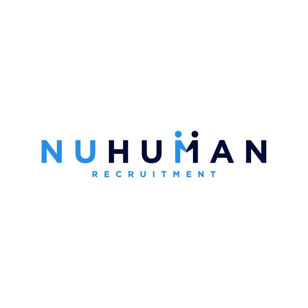 recruitment bureau zoekt origineel logo