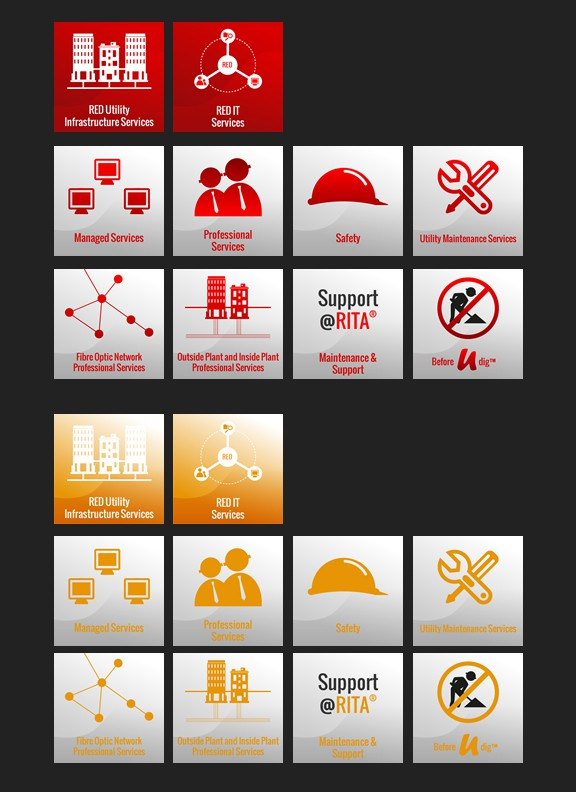 Help RED Technologies (S) Pte Ltd with a new icon design