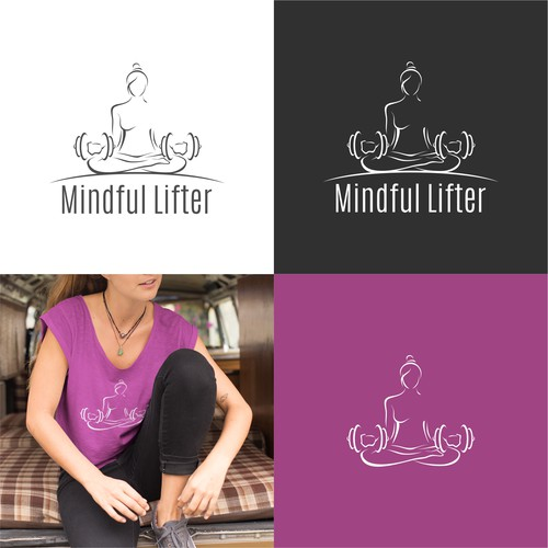Logo for Mindful lifter