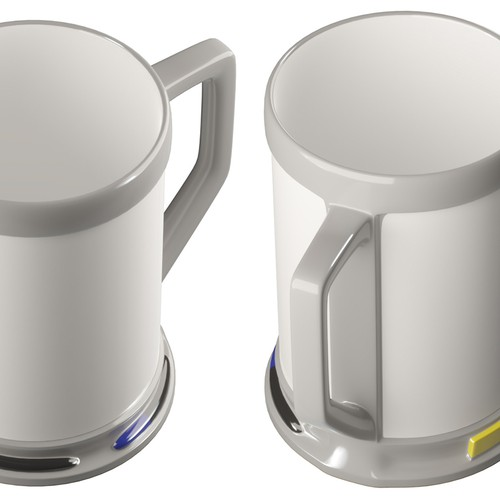 Whiteboard Mug Design