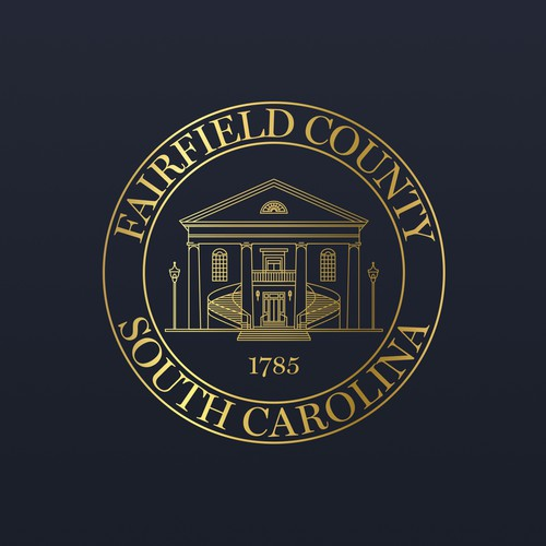 Fairfield County Seal