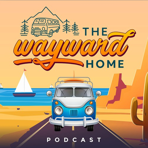 Podcast Art about Nomadic Living