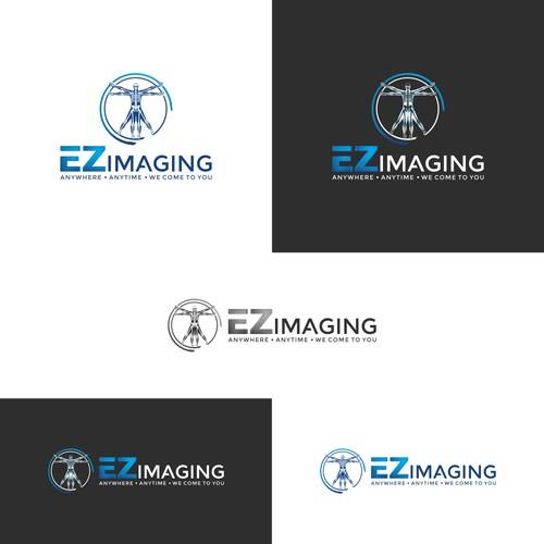 Logo for EZ imaging
