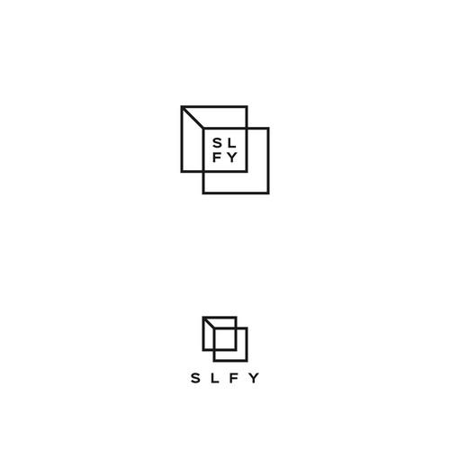 Cube Logo Concept for a Fashion Tech Company (SLFY)
