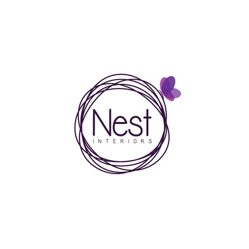 logo for nest