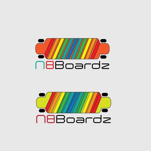 Bold Colorful design