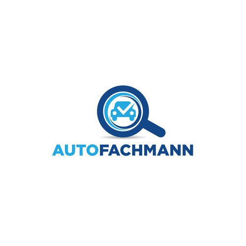 Bold logo concept for Auto search company