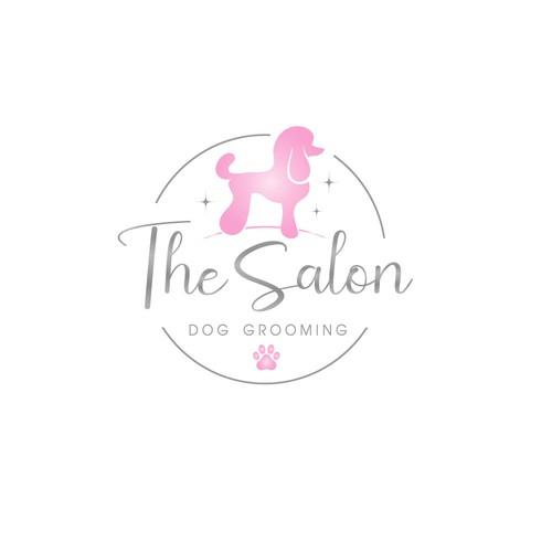 bold poodle logo