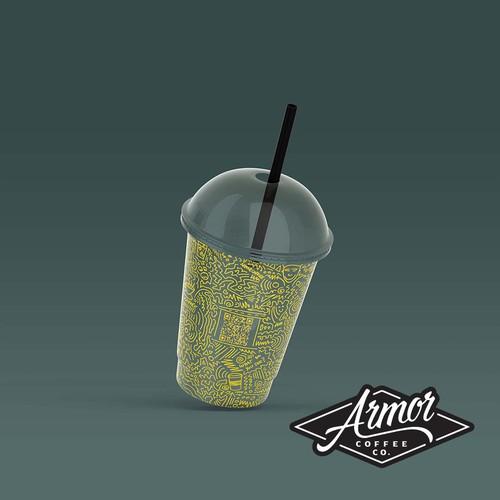 Trasparent cup