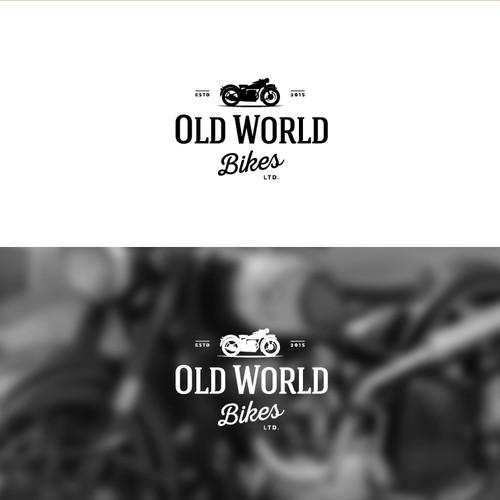 Old World Bikes Ltd.  Vintage British motorcycle parts and service