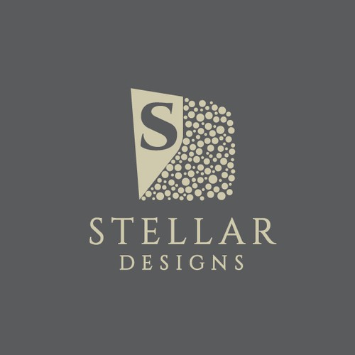 Logo Concept for Stellar Designs