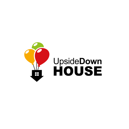 UpsideDown.House Logo