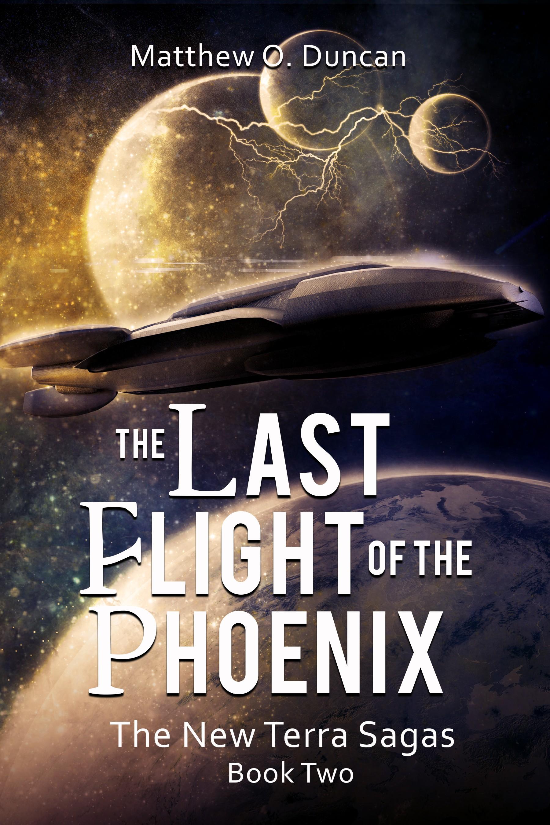 Last Flight Of The Phoenix