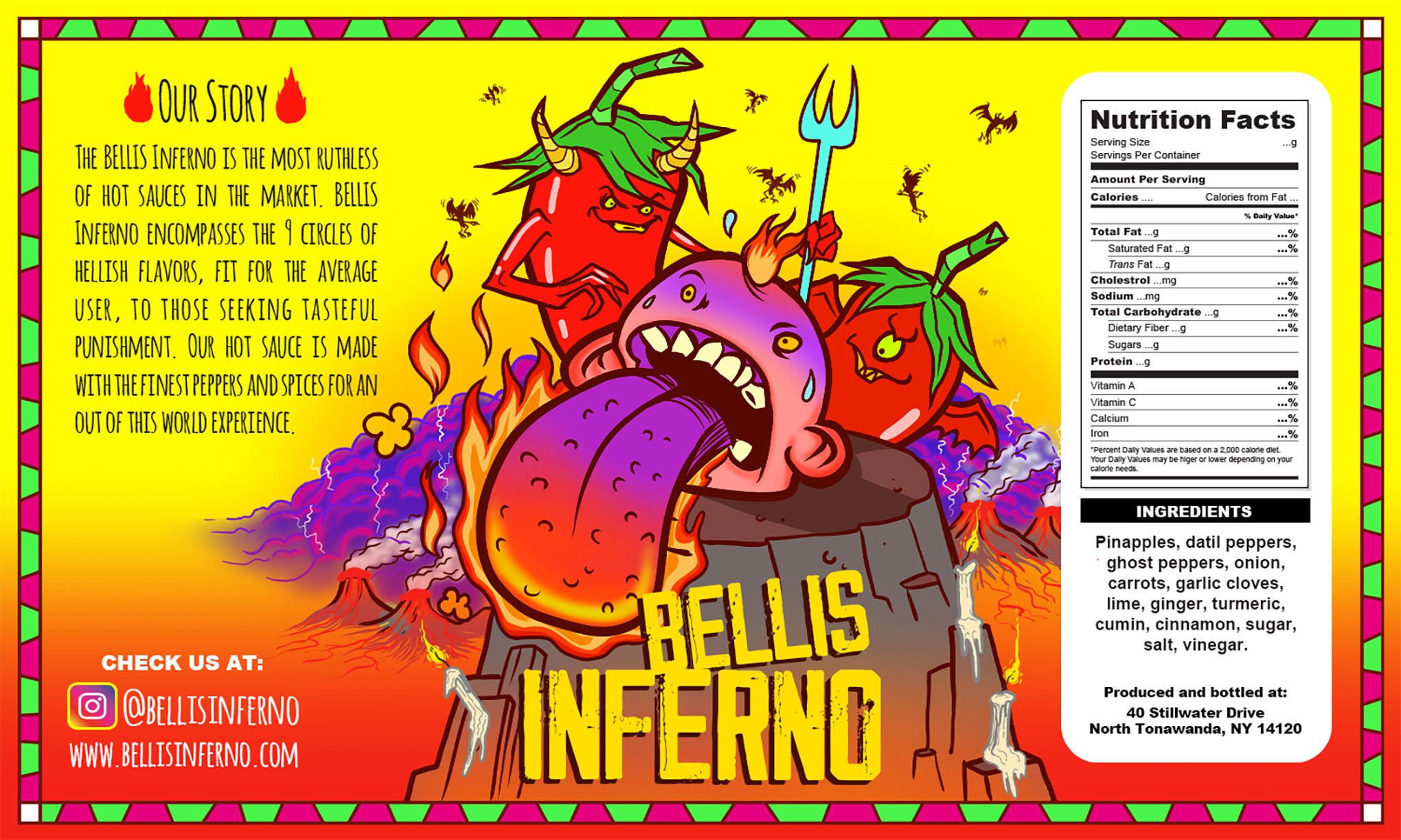 BELLIS Inferno