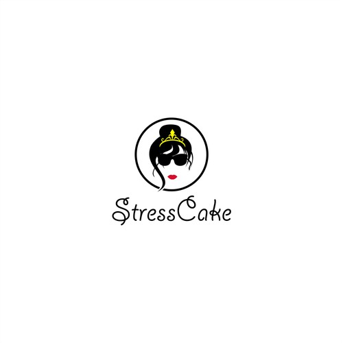 Stress cake