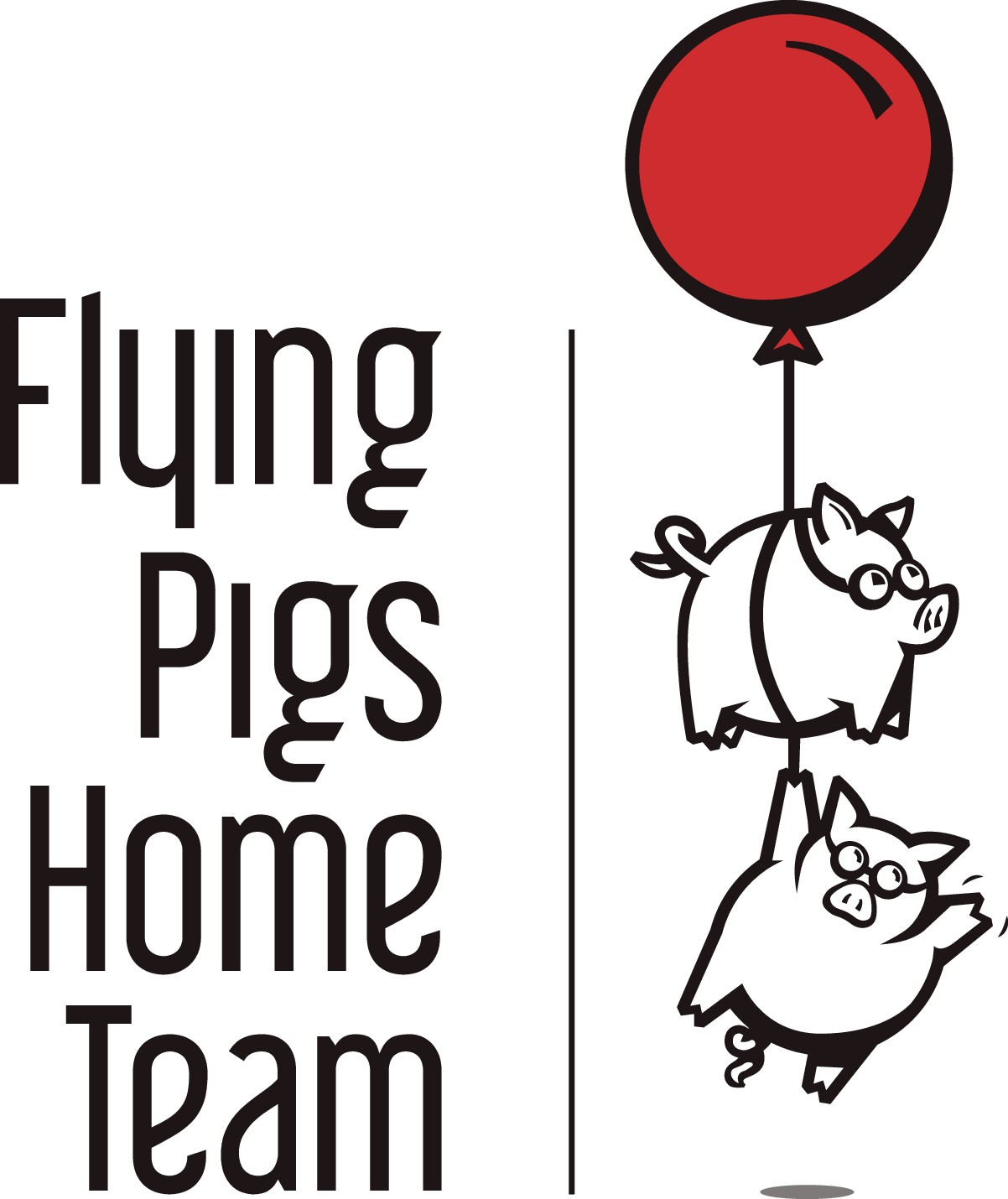 Flying Pigs Home Team