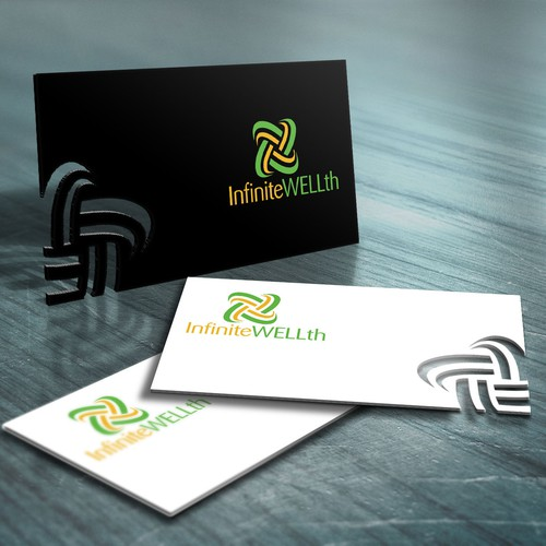 Business Card Design for Infinite WELLth