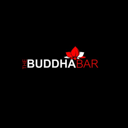 Create the next logo for The Buddha Bar