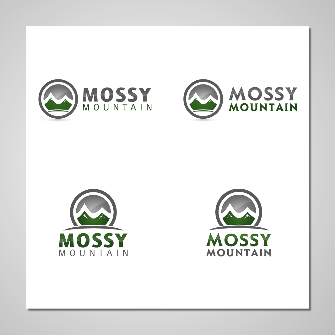 Help Mossy Mountain with a new logo