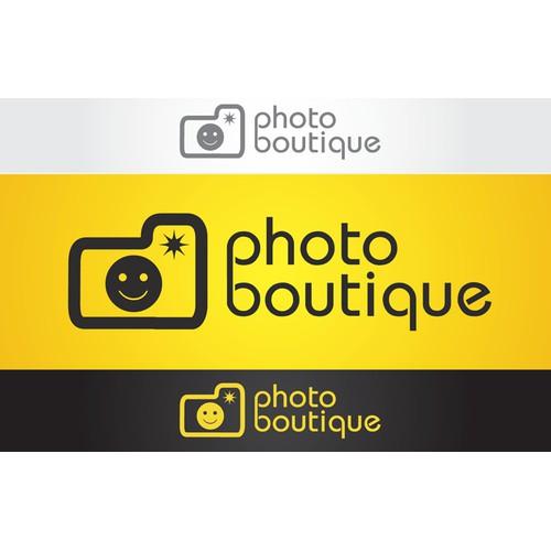 Logo Design for Photoboutique