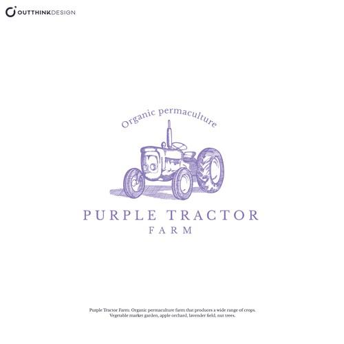 PURPLE TRACTOR FARM