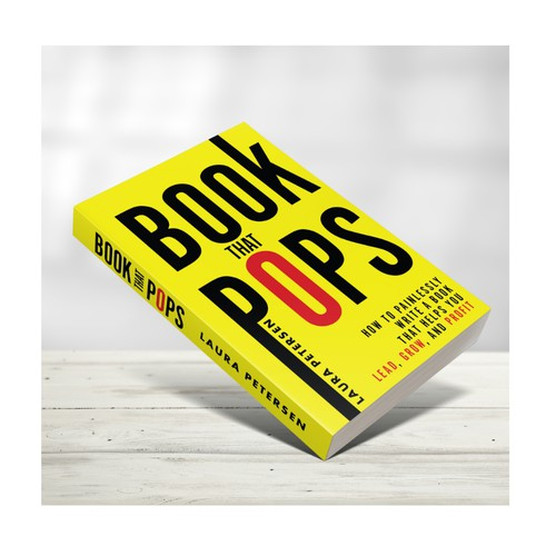"Book Cover - ""Book That Pops"""