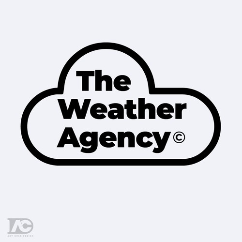 Logo for a digital weather service.
