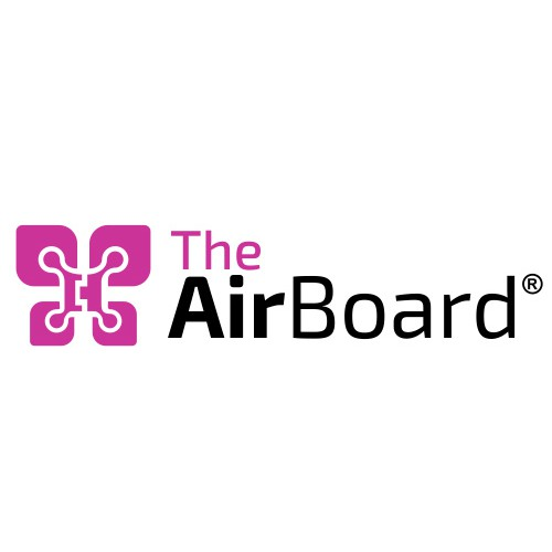 The AirBoard: create logo and graphics for an awesome tiny Open-Source electronic board!