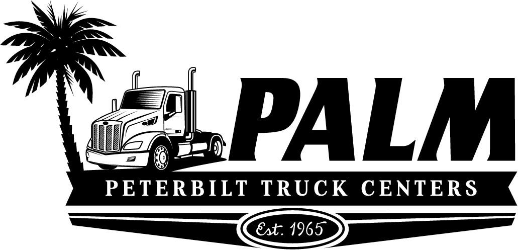 Create a Modern Logo 50 year Peterbilt Dealer