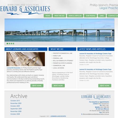 Design for Leonard & Associates