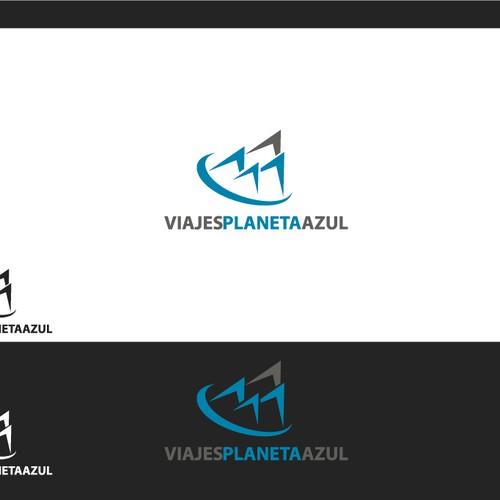 Help VIAJES PLANETA AZUL with a new Logo Design