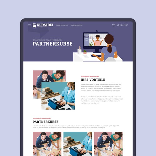 Partnerkurse / partner courses