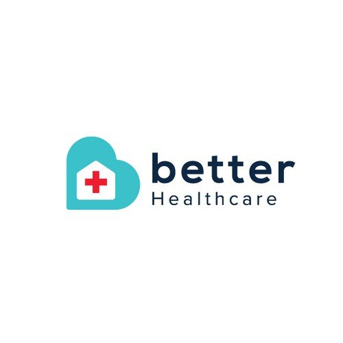 Logo for a Better healthcare company