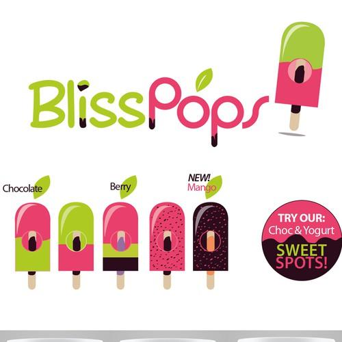 Bliss Pops Identity