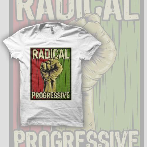 Raise Fist!