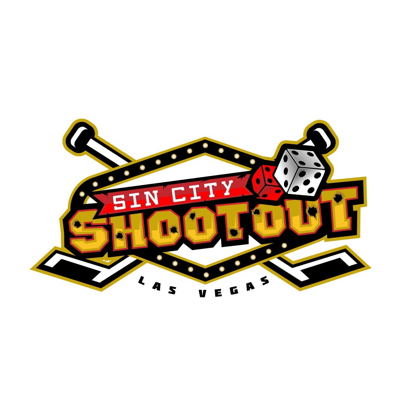 Las Vegas themed logo needed for the Sin City Shootout