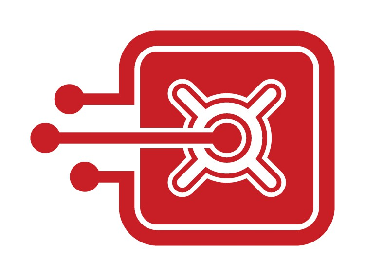 Data security logo for next generation technology