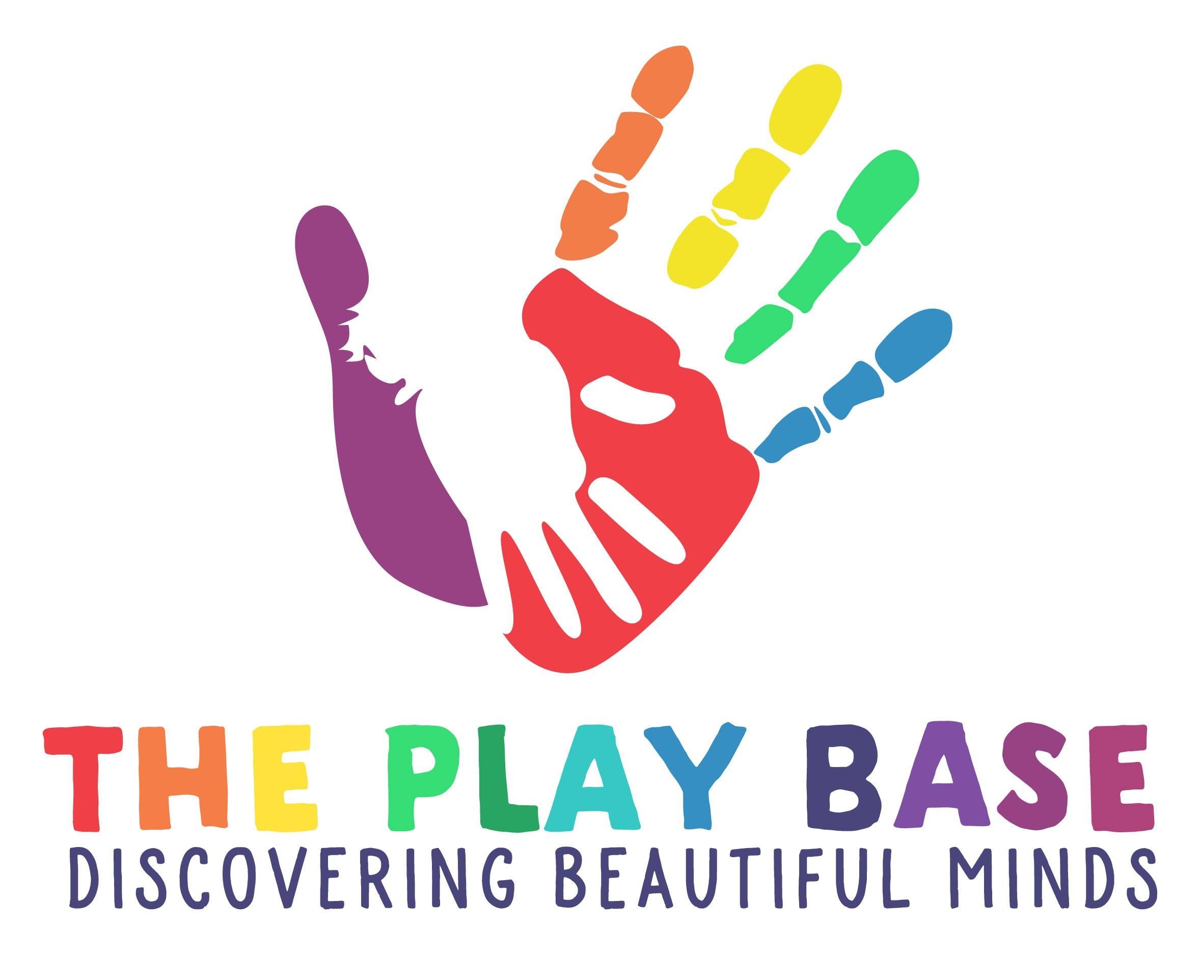 Design a new logo for The Play Base who works with kids to provide a bright future!