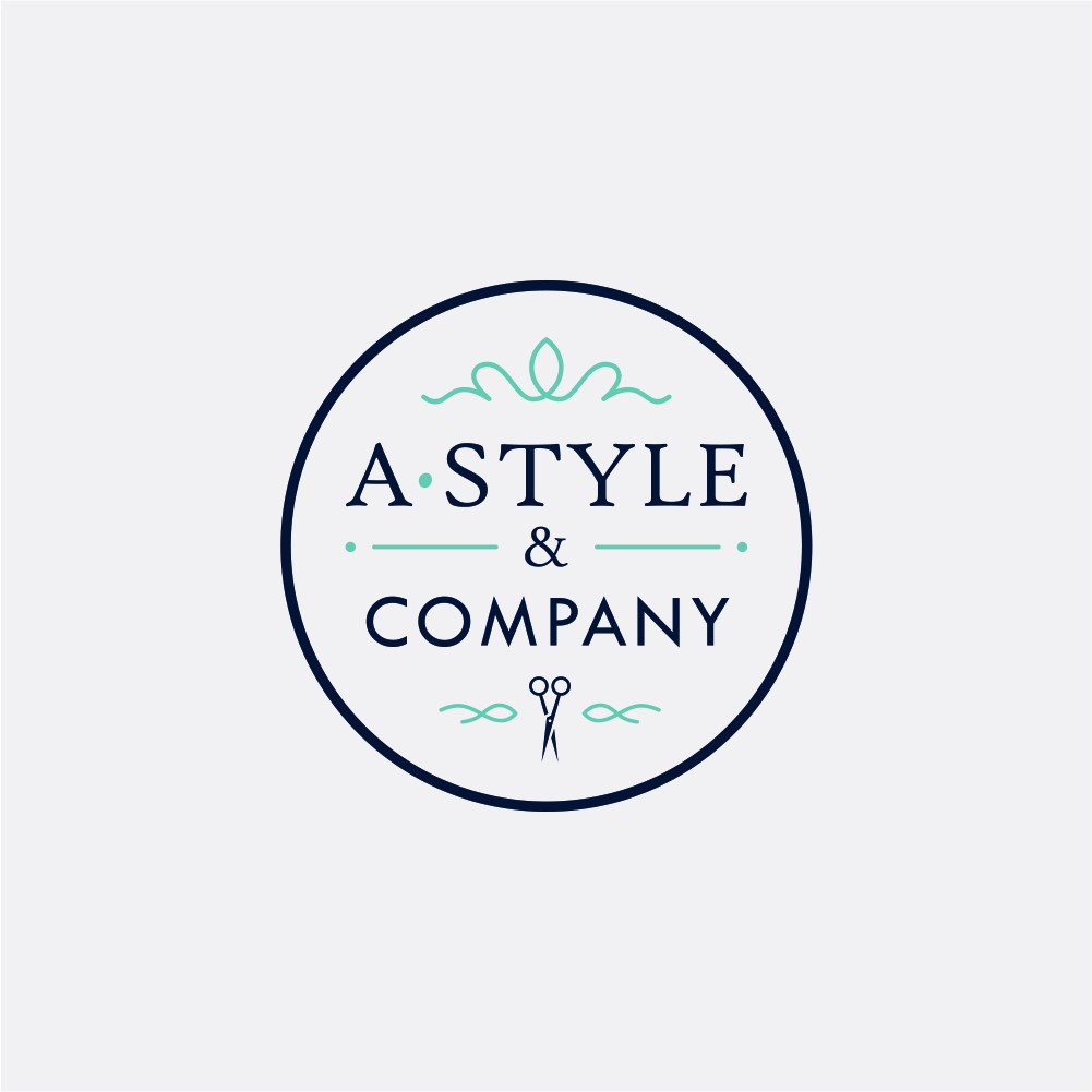 Design a Classic/Feminine/Simple Logo for a hair salon in a classy historic downtown area of a small
