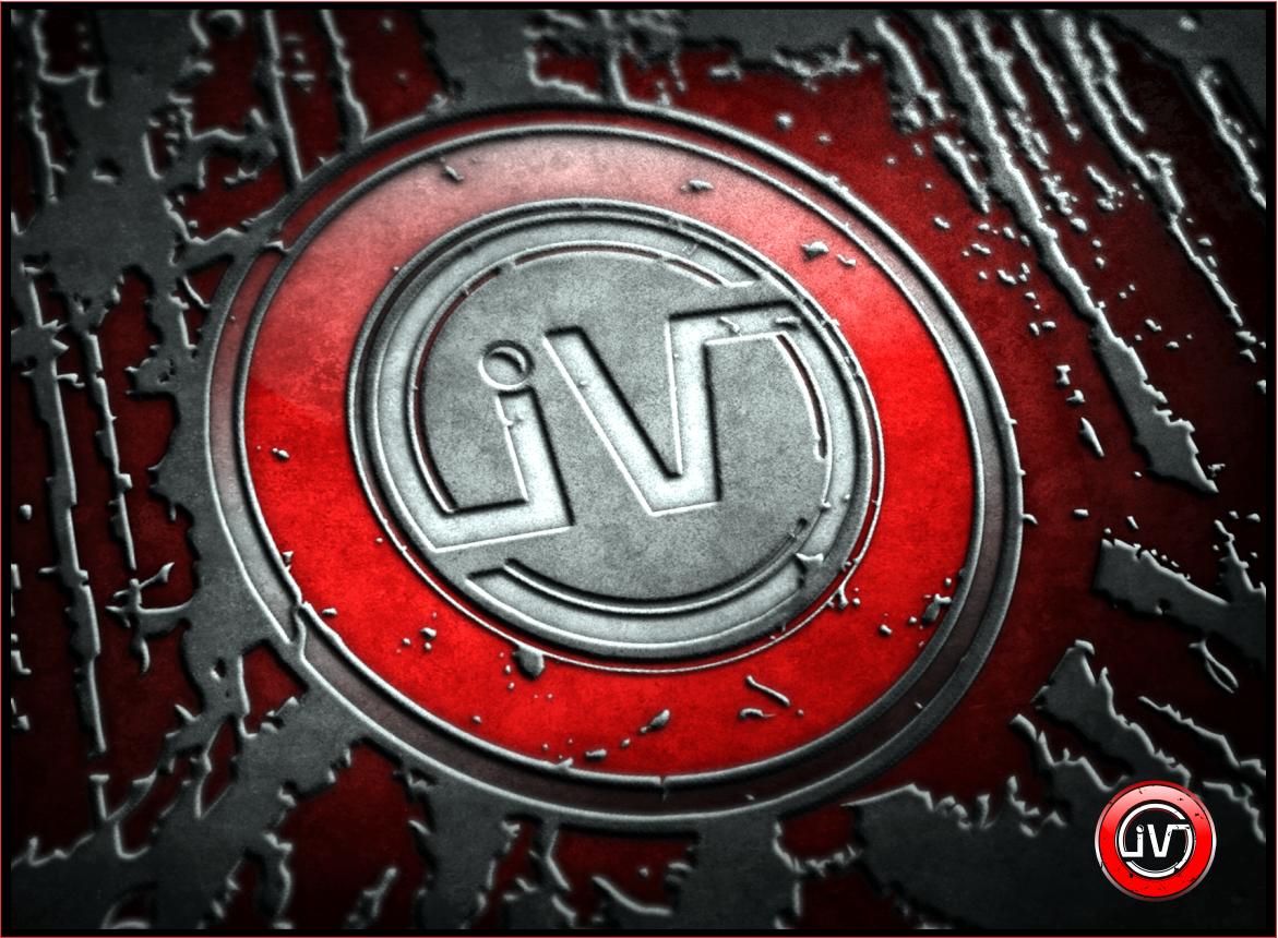 Logo for iV (House Music DJ)
